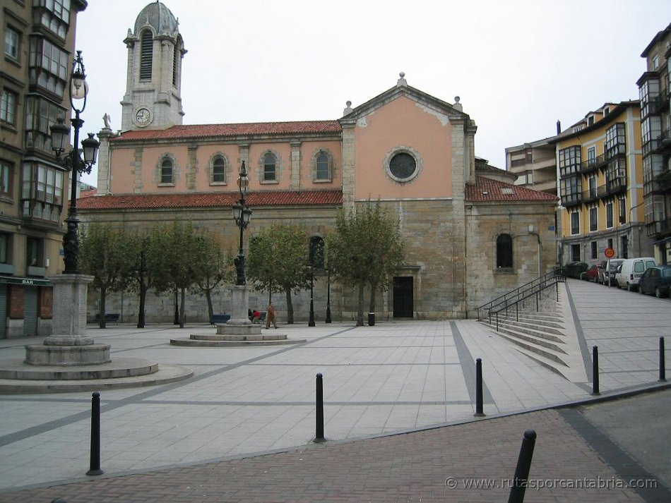 Plaza de Cañadio